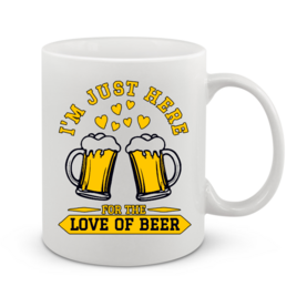 Чаша Love of beer
