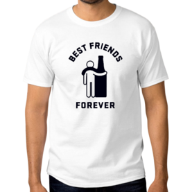 Тениска Best friends forever