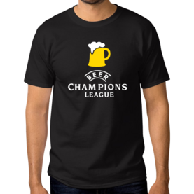 Тениска Beer champions league