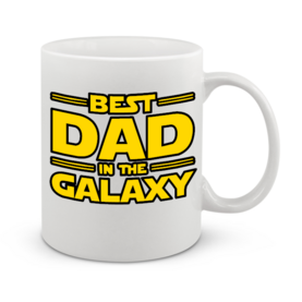 Чаша The best dad in the galaxy