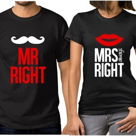 Mr. Right Mrs Always Right