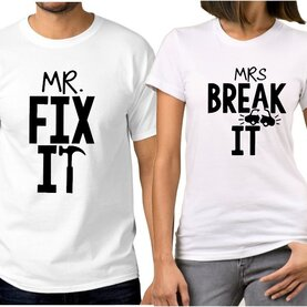 MR. Fix`it Mrs. Break`it