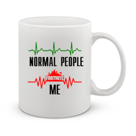 Чаша Normal people me