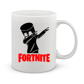 Чаша Fortnite Marshmello